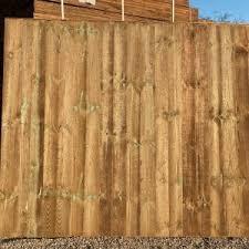 6ft X 4ft 6 Inch Heavy Duty Closeboard Fence Panel East Coast Fencing