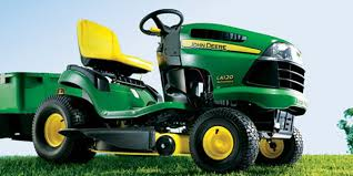 garden or lawn tractor ing guide