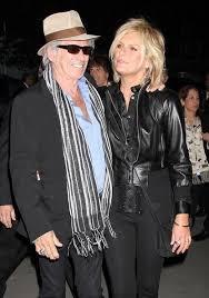 Keith Richards and Patti Hansen | Patti hansen, Keith richards ...