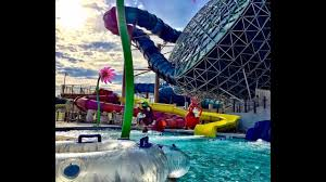 america s largest indoor waterpark with