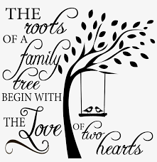 Family Roots Sweetumswalldecals Tree With Birds On Swing Wall Decal 3000x3000 Png Download Pngkit