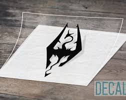 Dragon Age Car Decal Etsy