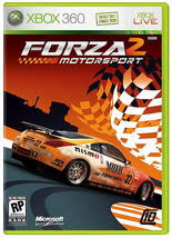 forza motorsport 2 review xbox 360