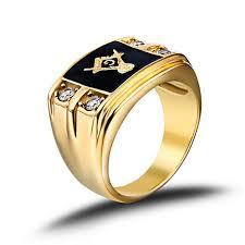 band ring signet ring masonic rings