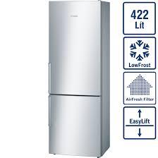 Tủ Lạnh Bosch KGE49AI31 Các SuperFreezing Bảo Vệ Thực Phẩm Đông Lạnh Trước  Khi Được Rã Đông