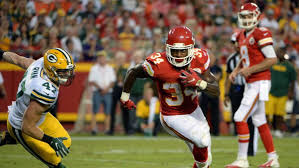 Tuesday NFL Buzz: Packers trade for Chiefs RB Knile Davis to ...