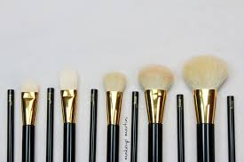 jessup 12 piece brush set review dupe