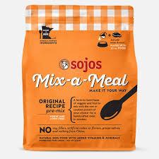 original recipe dog food pre mix