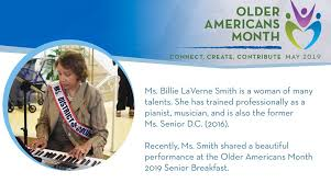 OAM19: Ms. Billie LaVerne Smith is an... - DC Department of Aging ...