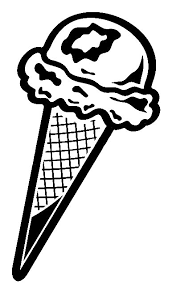 Ice Cream Cone Sticker 2 Food And Drink Decal Food And Drink Sticker Car Decal Car Sticker Vinyl Decal Vinyl Sticker Window Sticker Window Decal Wall Graphics