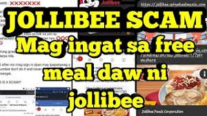 how to get free jollibee gift certificate