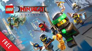 LEGO Ninjago Movie Video Game Free Now - Gameslaught