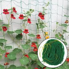 Plant Climbing Net Gardening Melon Fruit Flowers Trellis Netting Cucumber Vine Grow Frame Fence Nylon Mesh Anti Bird Net Garden Netting Aliexpress
