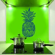 Wall Decals Pineapple Vinyl Sticker From Bestdecals On Etsy Art