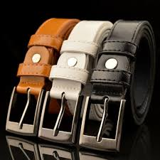leather belts luxury design