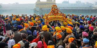 Four lakh devotees pay obeisance at Golden temple on New Year 2020 ...
