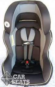 sport convertible car seat review