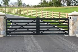 Fence Gates Columbus Ohio Fence Gate Contractors Driveway Gates