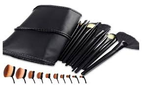 ultimate hollywood makeup brush set
