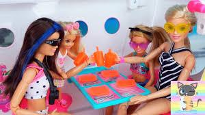 Cuộc Sống Của Búp Bê Barbie Tại Minky VN Tập 41 - Du Lịch Trên Tàu ...