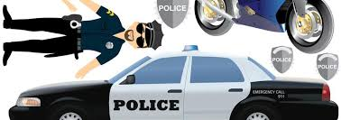 Policeman Stickers Policewoman Wall Stickers Kid S Wall Decals