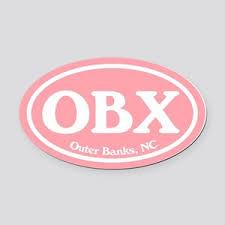 Obx Car Magnets Cafepress