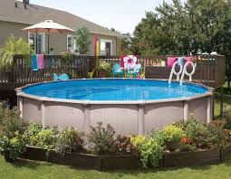 Above Ground Pool Step And Ladder By Brynne7vdt Medium