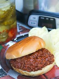 crock pot sloppy joes a southern soul