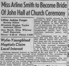 Bridesmaid 1941 - Newspapers.com