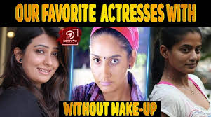 shocking kannada beauties without makeup