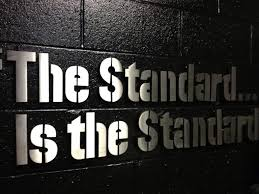 Mike Tomlin says 'The Standard is the Standard,' and that is now engraved  outside the Steelers locker room - Behind the Steel Curtain