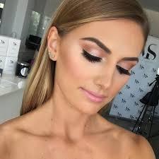 bridesmaid makeup melissa sine on