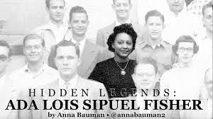 Hidden Legends: Ada Lois Sipuel Fisher, OU College of Law's first black  student - OU Daily