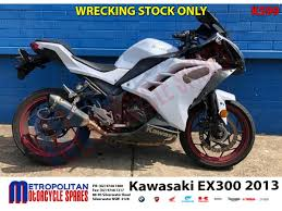 kawasaki ex300 ninja 2016
