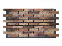 3d decorative faux brick siding