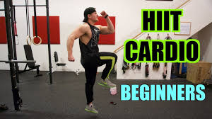 hiit cardio circuit for beginners