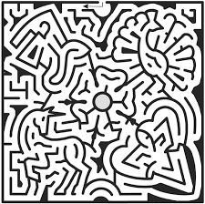 Mazes by Adrian Fisher — Knight Features | Content Worth Sharing