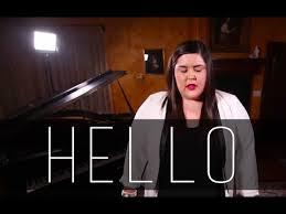 Hello - Adele (Parker Kane, Hayley Kane, Spencer Jessee, and Chris Gray) -  YouTube