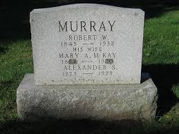 Murray, Marion (Fairview Cemetery) | Niagara Falls Canada