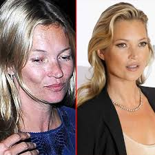 without makeup photo of hollywood