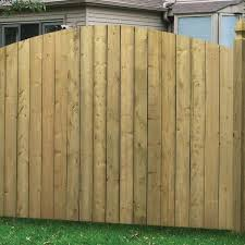Unbranded 4 In X 4 In X 8 Ft Pressure Treated Round Fence End Post 73040803 The Home Depot