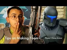 foam armor building a clone trooper