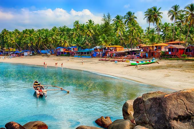 Image result for The Amazing Beaches of Goa""