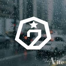 Got7 Hex Logo Kpop Vinyl Decal Etsy In 2020 Vinyl Decals Kpop Logos Logos