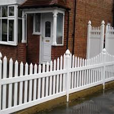 Kc Vinyl Fence And Deck Vinyl Fencing Upvc Fence Garden Fence Plastic Fencing Vinyl Fencing Ltd Homes