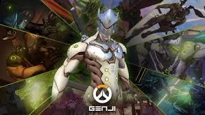 overwatch genji wallpapers hd new tab