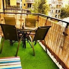 Balcony Railing Privacy Covers Space Landscaping Patio Balcony Decor Balcony Design