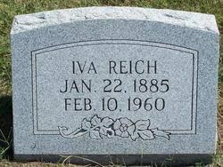 Iva Scott Reich (1885-1960) - Find A Grave Memorial