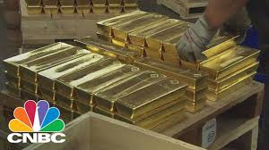 Germany's Central Bank Just Shifted 50,000 Gold Bars Held Overseas ...