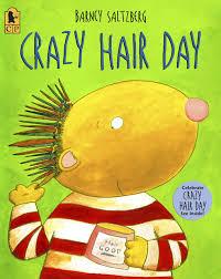 Crazy Hair Day: Barney Saltzberg: 9780763624644: Amazon.com: Books
